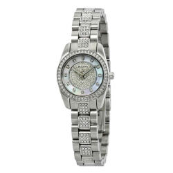 Bulova-96L253-Womens-Crystal-Mother-of-Pearl-Quartz-Watch