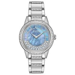Bulova-96L260-Womens-Crystal-Turn-Style-Blue-Quartz-Watch