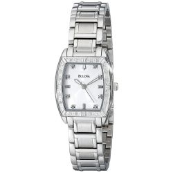 Bulova-96R162-Womens-Highbridge-Silver-Quartz-Watch