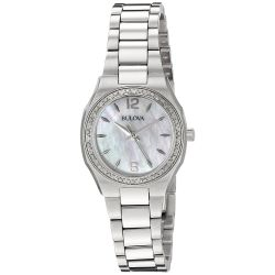 Bulova-96R199-Womens-Diamond-Silver-Tone-Quartz-Watch