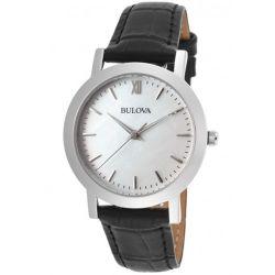 Bulova-96X132-Womens-Dress-Mother-of-Pearl-Quartz-Watch