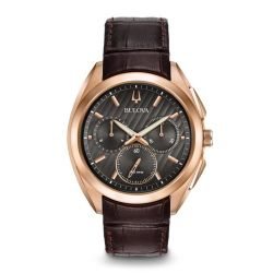 Bulova-97A124-Mens-Curve-collection-Rose-gold-Quartz-Watch