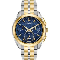 Bulova-98A159-Mens-Curv-Blue-Quartz-Watch