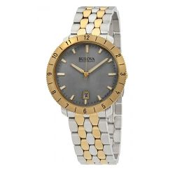 Bulova-98B216-Mens-Accutron-II-Grey-Quartz-Watch