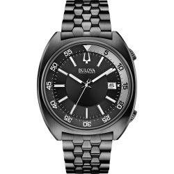 Bulova-98B219-Mens-Accutron-II-Black-Quartz-Watch