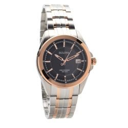 Bulova-98B268-Mens-Precisionist--Black-Quartz-Watch