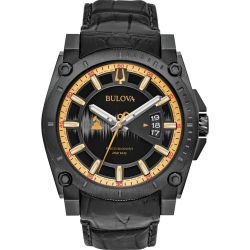 Bulova-98B293-Mens-Precisionist-collection-Black-Quartz-Watch