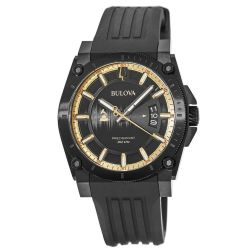 Bulova-98B294-Mens-Precisionist-collection-Black-Quartz-Watch