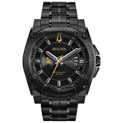 Bulova-98B295-Mens-Grammy-Black-Quartz-Watch