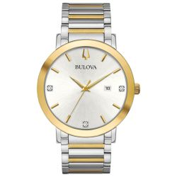 Bulova-98D151-Mens-Diamond-Grey-Quartz-Watch