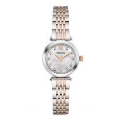 Bulova-98P156-Womens-Diamond-Grey-Mother-of-Pearl-Quartz-Watch