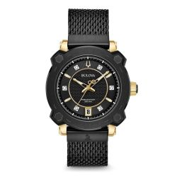 Bulova-98P173-Womens-Precisionist-Black-Quartz-Watch