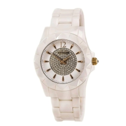 BULOVA-WN4014-Womens-Wittnauer-White-Quartz-Watch