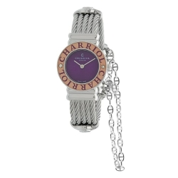 Charriol-028SCD3.540.566-Womens-St.-Tropez-Purple-Quartz-Watch
