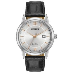 Citizen-AW1236-03A-Mens-Mens-Dress-Silver-Eco-Drive-Watch