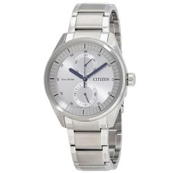 Citizen-BU3010-51H-Mens-Paradex-Silver-Eco-Drive-Watch