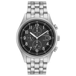 Citizen-CA0620-59H-Mens-Chandler-Grey-Eco-Drive-Watch