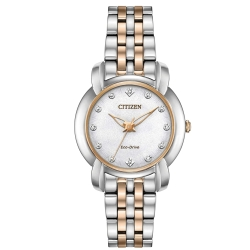 Citizen-EM0716-58A-Womens-Jolie-White-Eco-drive-Watch