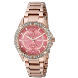 Citizen-FD3003-58X-Womens-POV-Coral-Eco-drive-Watch