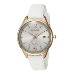 Citizen-FE6103-00A-Womens-Chandler--Silver-Eco-Drive-Watch