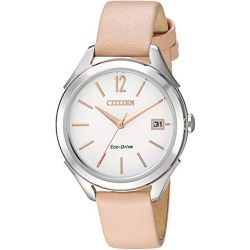 Citizen-FE6140-03A-Womens-LTR-White-Eco-Drive-Watch