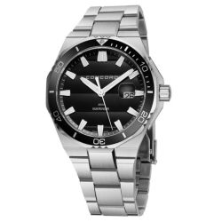 Concord-0320352-Mens-Mariner-Black-Quartz-Watch