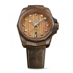 CORUM-A082-02887-Mens-Admirals-Cup-Brown-Automatic-Watch