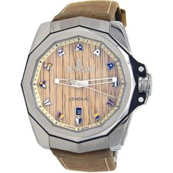 CORUM-A082-03209-Mens-Admirals-Cup-Brown-Automatic-Watch