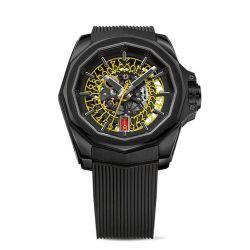 Corum-A082-03671-Mens-Admiral-45-Skeleton-Black-Automatic-Watch