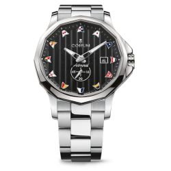 Corum-A395-04043-Mens-Admirals-Cup-Black-Automatic-Watch