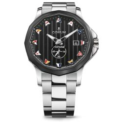 Corum-A395-04211-Mens-Admirals-Cup-Black-Automatic-Watch