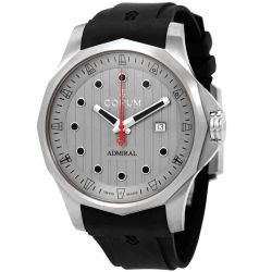 Corum-A411-04173-Mens-Admirals-Cup-Grey-Automatic-Watch