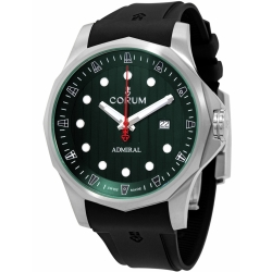 Corum-A411-04174-Mens-Admirals-Cup-Green-Automatic-Watch