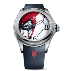 Corum-L403-03170-Mens-Bubble-Joker-White-Automatic-Watch