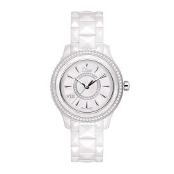 Dior-CD1231E4C001-Womens-VIII-White-Quartz-Watch