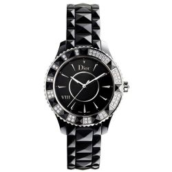 Dior-CD1241E0C001-Womens-VII-Black-Quartz-Watch