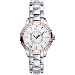 Dior-CD1521I0M001-Womens-VIII-Montaigne-White-Quartz-Watch