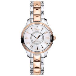 Dior-CD1525I0M001-Womens-VIII-Montaigne-White-Automatic-Watch