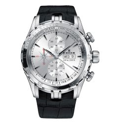 Edox-01121-3C-AIN-Mens-Grand-Oceean-Silver-Automatic--Watch