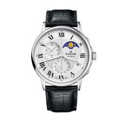 Edox-01651-3-AR-Mens-Les-Bemonts-Silver-Quartz-Watch