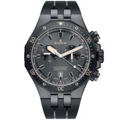 Edox-10109-357GNCA-NINB-Mens-Delfin-Black-Quartz-Watch