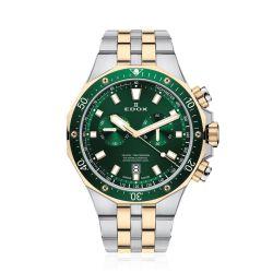 Edox-10109-357JV-MVID-Mens-Delfin-Green-Quartz-Watch
