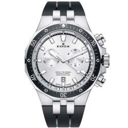 Edox-10109-3CA-AIN-Mens-Delfin-Silver-Quartz-Watch