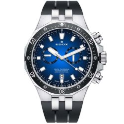 Edox-10109-3CA-BUIN-Mens-Delfin-Blue-Quartz-Watch