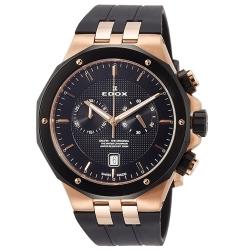 Edox-10110-357RNCA-NIR-Mens-Delfin-Black-Quartz-Watch