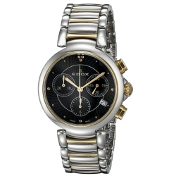 EDOX-10220-357RM-NIR-Womens-La-Passion-Black-Quartz-Watch
