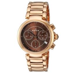 EDOX-10220-37RM-BRIR-Womens-La-Passion-Brown-Quartz-Watch