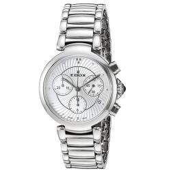 EDOX-10220-3M-AIN-Womens-La-Passion-Silver-Quartz-Watch
