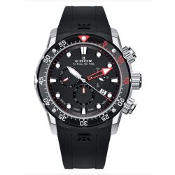 Edox-10221-3NP18-NNP18-Mens-North-Pole-Marathon-Black-Quartz-Watch