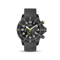 Edox-10227-37NJCA-NJB-Mens-Chronorally-S-Black-Quartz-Watch